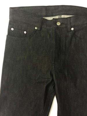 "画像3: A BLACK MIDDLE EYE ""No Sign"" Denim (BLACK)"