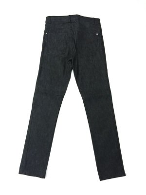 "画像2: A BLACK MIDDLE EYE ""No Sign"" Denim (BLACK)"