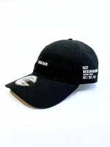 "EMPIRE Co.,Ltd Merch ""Your House"" 2Point Cap CHICAGO (Black : NEW ERA) [6,450+税]"