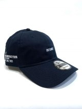 "EMPIRE Co.,Ltd Merch ""Your House"" 2Point Cap DETROIT (Navy : NEW ERA) [6,450+税]"