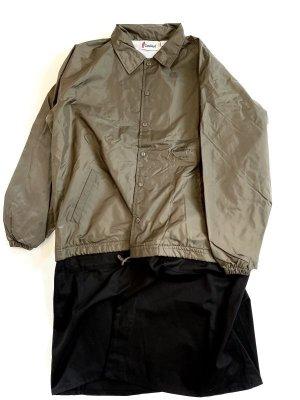 画像1: [SPECIAL ITEM] EMPIRE Co.,Ltd Merch N/M Coaches Coat by Ichiryu made [21,000+税] 送料無料