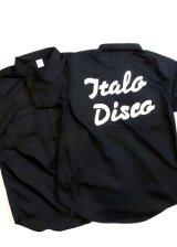 "EMPIRE Co.,Ltd Merch ""Your House"" Italo Disco Work Shirt (Black) [7,800+税]"