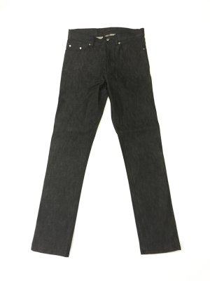 "画像1: A BLACK MIDDLE EYE ""No Sign"" Denim (BLACK)"