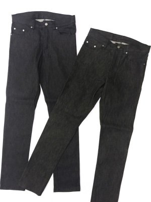 "画像4: A BLACK MIDDLE EYE ""No Sign"" Denim (BLACK) [7,000+税]"