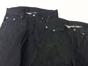 "画像5: A BLACK MIDDLE EYE ""No Sign"" Denim (BLACK) [7,000+税]"