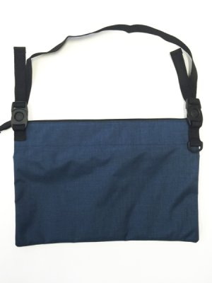 "画像3: A BLACK MIDDLE EYE ""SACOCHE & APRON"" (Navy)"