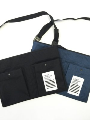 "画像5: A BLACK MIDDLE EYE ""SACOCHE & APRON"" (Black) [定価¥8,800]  →SALE→"